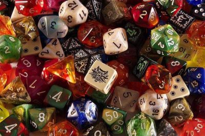 Tabletop Tuesdays at The Center!