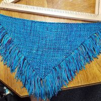 Tri-loom Weaving
