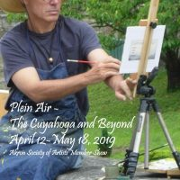 Opening Night! Akron Society of Artists Plein Air Show