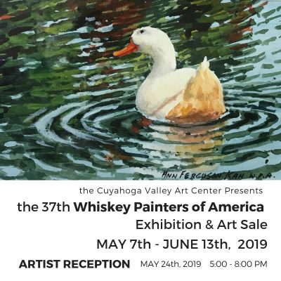 The 37th Whiskey Painters of America Exhibition and Art Sale
