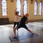 Yoga in The Sanctuary