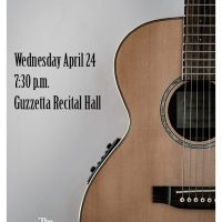 UA Guitar Ensemble