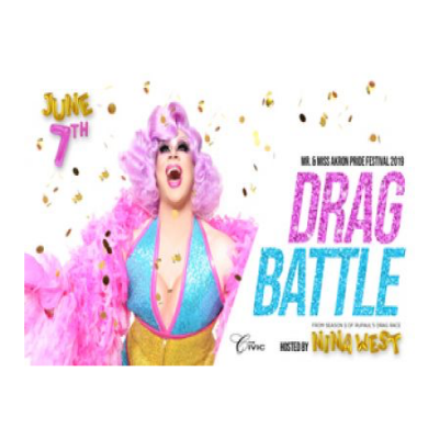 Akron Pride Festival Drag Battle