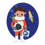 Jr Science Day: Astronaut Edition