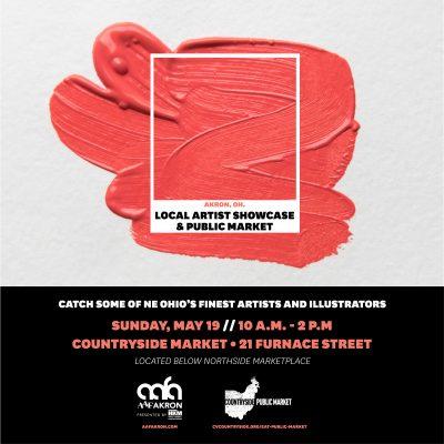 Local Artist Showcase and Public Market