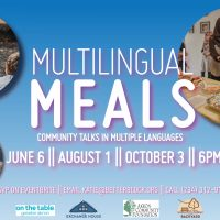 Multilingual Meals: Wise Women