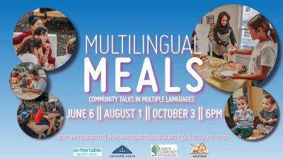 Multilingual Meals: Wise Women