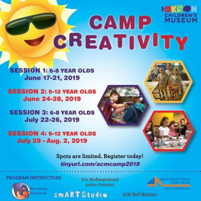 Camp Creativity