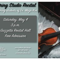 UA String Studio Recital