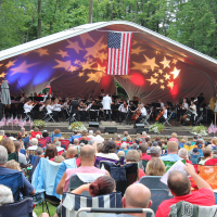 Cleveland Pops - Fireworks Night