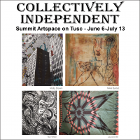 Collectively Independent: Artists of Summit Artspace on Tusc