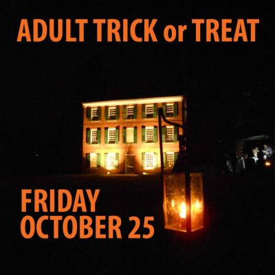 Adult Trick Or Treating