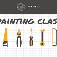 Wall Series: Painting Class