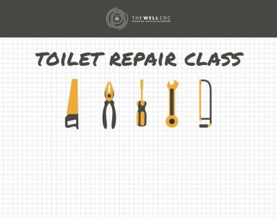 Plumbing Series: Toilet Repair Class