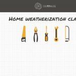 Home Weatherization Class