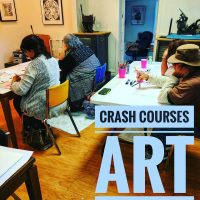 Crash Courses: Art Fundamentals and Animation