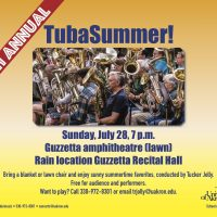 20th annual TubaSummer