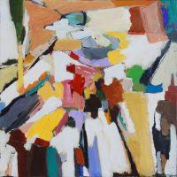 Cleveland Artist Marti Higgins at Gallery of Frami...