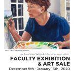 CVAC Faculty Exhibition