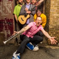 Family Days Concert: Justin Roberts & the Not Ready for Naptime Players
