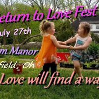 Return to Love Festival at the Legendary Farnam Manor