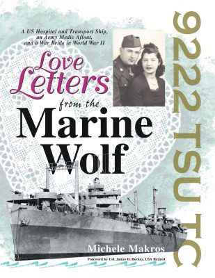 """Love Letters from the Marine Wolf"" Book Signing with Local Author"