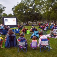 Close Encounters of the Third Kind - Outdoor Movie