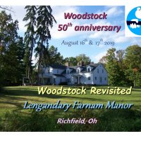 50th anniversary Woodstock revisited at Farnam Manor