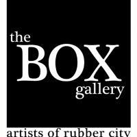 Artists of Rubber City at The Box Gallery