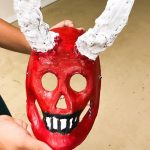 Adult Art Nights (21 and older): Halloween Mask Ma...