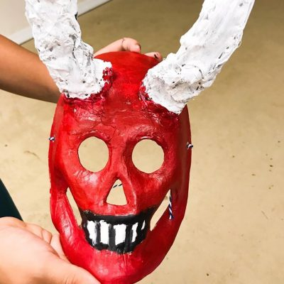 Adult Art Nights (21 and older): Halloween Mask Ma...