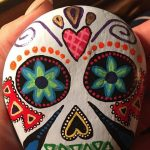 Open Studio: Day of the Dead: Rocks (all ages)