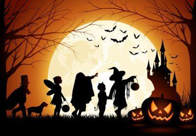 24th Annual DeBord Halloween Festival
