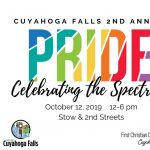 Cuyahoga Falls 2nd Annual PRIDE
