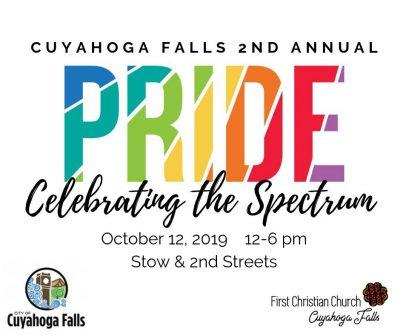 Cuyahoga Falls 2nd Annual PRIDE