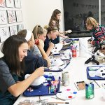 Pre/Teen Night: Graffiti Art (age 11-16)