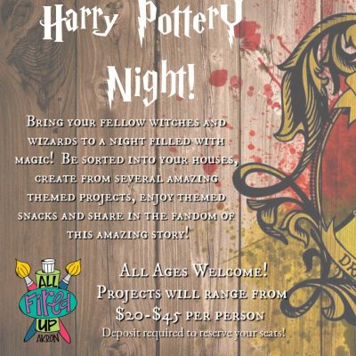 Harry Potter(y) Night!