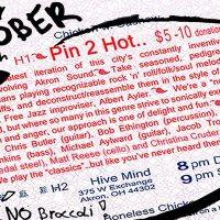 PIN 2 HOT at Hive Mind