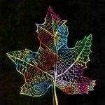 Open Studio: Fall Mandala & Scratch Art (all a...