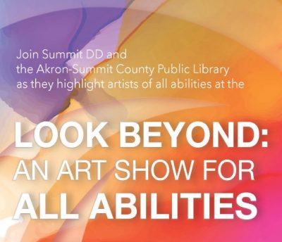 Look Beyond: An Art Show for All Abilities (Artist Reception)