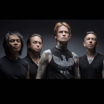 Buckcherry with special guest The Suede Brothers