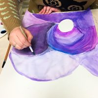 Cultivating Mindfulness through Art (age 16-adult)