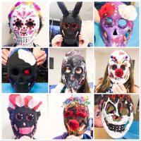 Mini Camp: Mask Making (Ages 7-14) School Break Day Camp