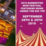 2019 Barberton Mum Festival featuring Mums Under t...