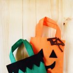 Open Studio: Trick-or-Treat Bags (all ages)