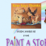 Paint a Story- November