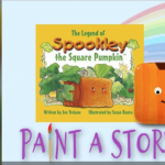 Paint a Story- October