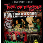 Powerman5000, with (hed)p.e. & Adema - A 175 C...
