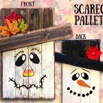 Scarecrow/Snowman