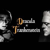 Monster Repertory: Dracula & Frankenstein